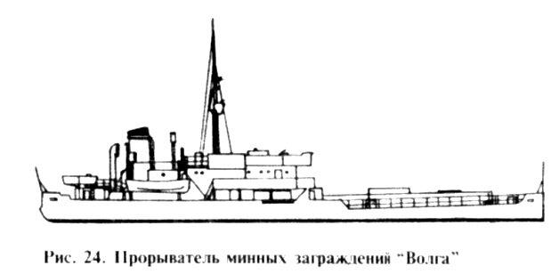 """Прорыватель минных заграждений """"Волга"""""""